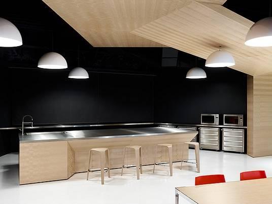 办公室茶水间设计
